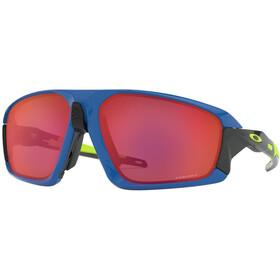 Oakley Field Jacket Sunglasses sapphire/prizm trail torch